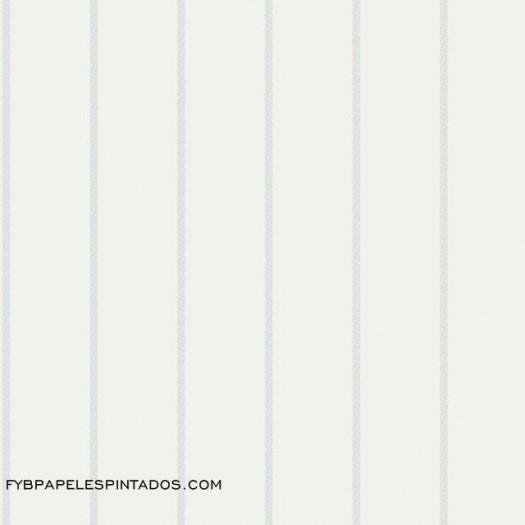 Papel Pintado RAYA PUNTOS AZUL CIELO