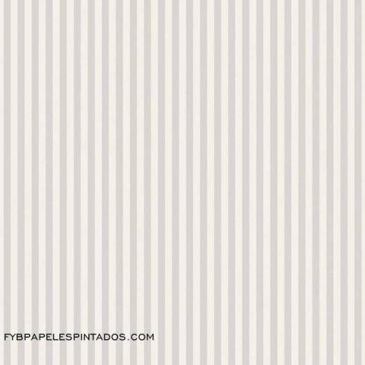 Papel Pintado RAYA GRIS