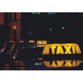 Fotomural TAXI FT-0143