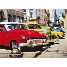 Fotomural CUBA CARS FTM-0803