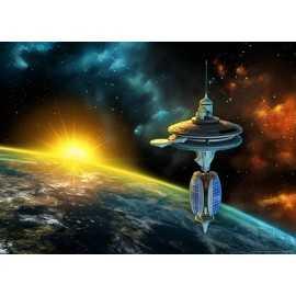 Fotomural SPACE FTM-0821