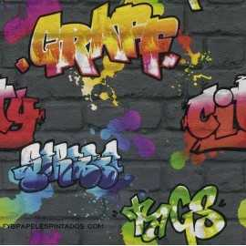 Papel Pintado KIDS AND TEENS 237801