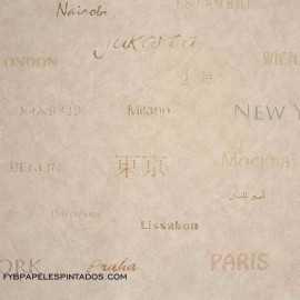 Papel Pintado TOUR DU MONDE 60442002