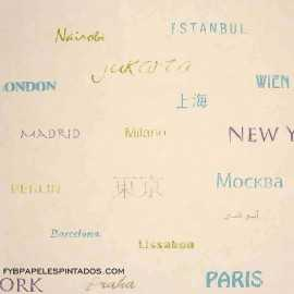 Papel Pintado TOUR DU MONDE 60445078