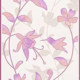 Papel Pintado FLOWER POETRY 451214