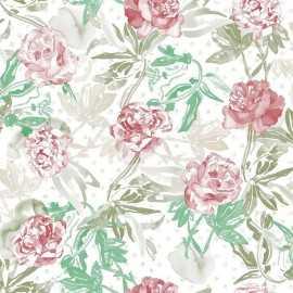 Papel Pintado ROSES WINE 014