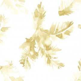 Papel Pintado PALMERAS GOLD 045