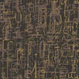 Papel Pintado 001 LLETRES [R004]