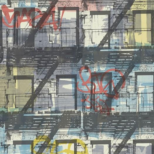 Papel Pintado GRAFFITI 02